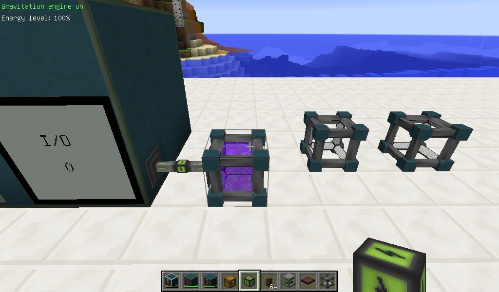 EnderIO】Dimensional Transceiverの話【Minecraft 1 7 10 MOD